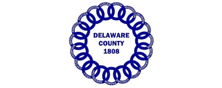 Delaware County (OH) Official Seal